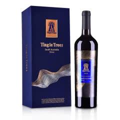 澳大利亚丁戈树南澳精选西拉干红葡萄酒750ml