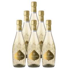 7.5°西班牙进口桑德拉白起泡葡萄酒 375ml(6瓶装)