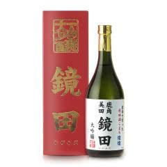 17°日本千岁盛镜田大吟酿清酒720ml