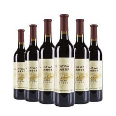 中国长城精品至醇干红葡萄酒750ml(6瓶装)
