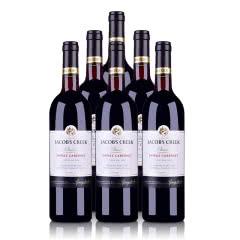 澳大利亚杰卡斯经典系列西拉·加本纳干红葡萄酒750ml(6瓶装)