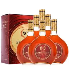 40°法国洋酒原瓶进口邑龙豪爵XO白兰地700ml*6瓶 整箱