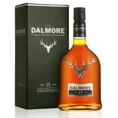 40°大摩达尔摩帝摩15年苏格兰单一麦芽威士忌700ml