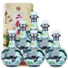 53°牛栏山二锅头珍品30 500ml(6瓶装)