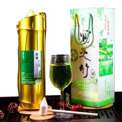 52°青竹竹筒酒原生态竹子酒粮食酒 客家鲜竹酒 真空包装 500ml 送礼品袋+竹杯