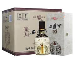 52°西凤陈坛名尊500ml(6瓶)