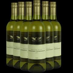 澳洲原瓶进口红酒13% (Wolf Blass)纷赋霞多丽干白葡萄酒整箱750mlx6