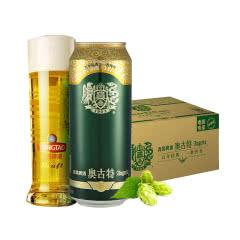 青岛啤酒奥古特12度500*18罐啤