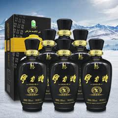【酒厂直营】50°伊力特领航者1000ml*6瓶 浓香型白酒 整箱装 新疆伊犁特产