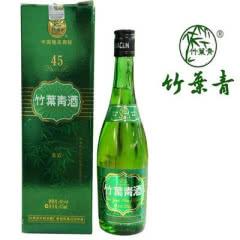 45度牧童盒竹叶青酒475ML(6瓶装)