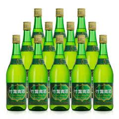 38°汾酒杏花村竹叶青475ml(12瓶装)