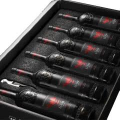 15度澳洲进红酒露飞老藤干红葡萄酒750ml*6(原箱礼盒)