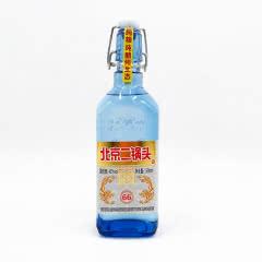 42°北京二锅头蓝瓶纯良酿造清香型白酒500ml