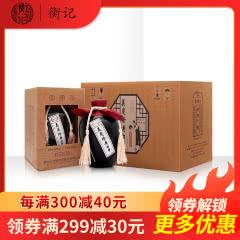 39°义庆隆老白干老味儿500ml*6瓶整箱装单瓶礼盒