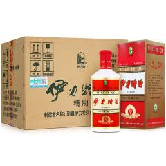 【酒厂直供】52度伊力特曲精制500ml*6瓶整箱装浓香型高度白酒
