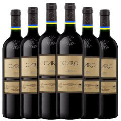 拉菲罗斯柴尔德凯洛酒庄系列干红葡萄酒 阿根廷进口红酒  凯洛拉菲 750ml*6