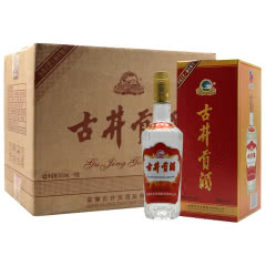 45度古井贡酒(2014年)浓香型白酒 500ml*6瓶  整箱