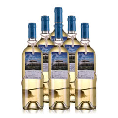 法国露歌庄园海藏2016干白葡萄酒750ml*6