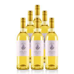 南非蓝楹花白诗南干白葡萄酒750ml(6瓶装)