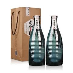 52°金不换秘酿·青潋高度浓香型白酒1199ml*2瓶装