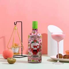 草莓奶霸利口酒 草莓味奶油龙舌兰力娇酒 低度女生网红甜酒 西班牙进口洋酒