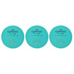 格兰威特OBT品鉴杯垫(内含三个杯垫)