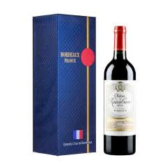 法国1855波尔多二级名庄酒 露仙歌庄园干红葡萄酒 法国进口红酒750ML 2015年