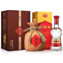 52°酒鬼原浆酒500ml+52°剑南春 水晶剑白酒500ml