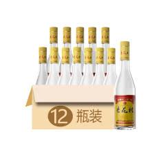 42°山西汾酒光瓶杏花村 清香型白酒450ml*12瓶