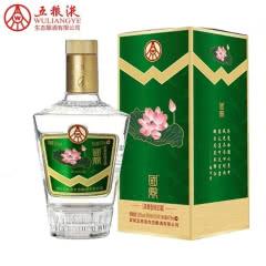 52°五粮液生态酿酒公司 国鼎红荷 浓香型白酒475ml礼盒