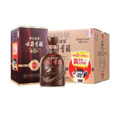 50°古井贡酒 年份原浆 献礼版500ml(6瓶装)