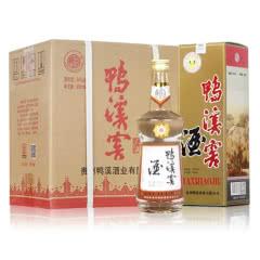 54°贵州鸭溪窖酒浓香型白酒500ml(6瓶装)