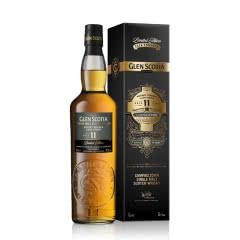 格兰11年  英国苏格兰单一麦芽威士忌46度700ml进口洋酒