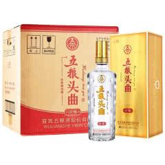 五粮液股份五粮头曲淡雅52度500ml*6瓶浓香型高度白酒整箱白酒