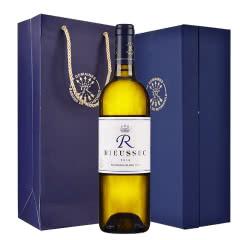 拉菲法国原瓶进口红酒 罗斯柴尔德红酒  拉菲莱斯之星干白葡萄酒礼盒装750ml