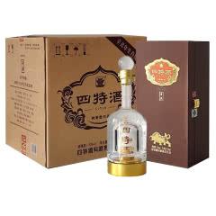 52°四特酒  2021辛丑年 牛年 生肖纪念酒 二十年  500ml(6礼盒)整箱